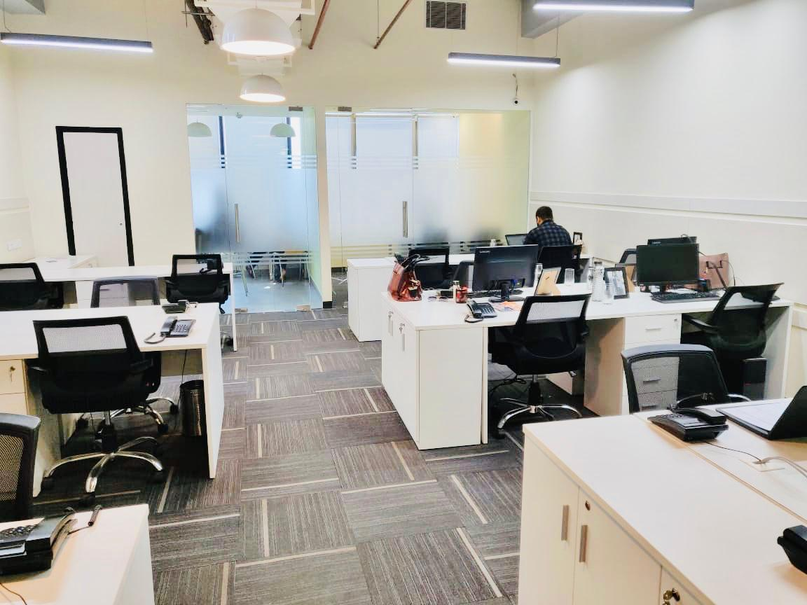 Furnished Office Space for Rent in Udyog Vihar Gurgaon
