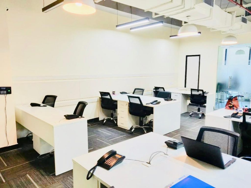 Furnished Office for Lease on Sohna Road Gurgaon