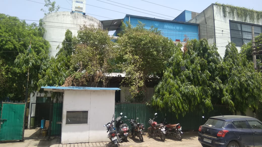Industrial Building for Rent Pace city 1 Gurgaon